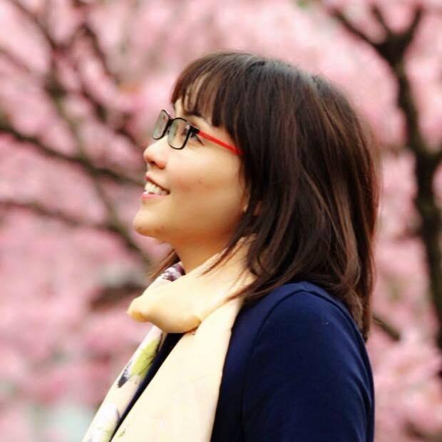 Chị Trần Thái Hà – Đang sinh sống ở Nhật